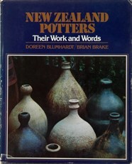 New Zealand Potters - Their Work and Words
