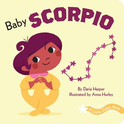 Baby Scorpio - A Little Zodiac Book