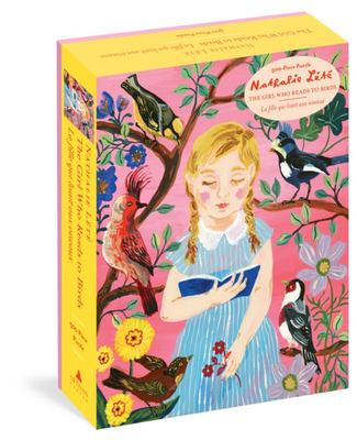 The Girl Who Reads to Birds: 500-piece Jigsaw Puzzle (Nathalie lété)