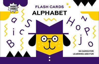 Bright Sparks Flash Cards - Alphabet
