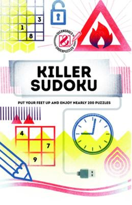 Killer Sudoku - Put Your Feet up and Enjoy Nearly 200 Puzzles
