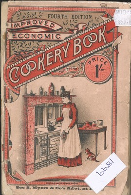 Improved Economic Cookery Book