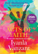 Acts of Faith: Daily Meditations for People of Colour - 25th Anniversary Edition