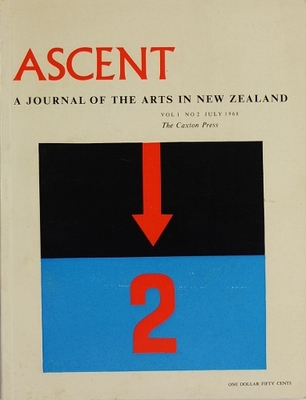 Ascent A Journal of the Arts in New Zealand Vol. I No. 2