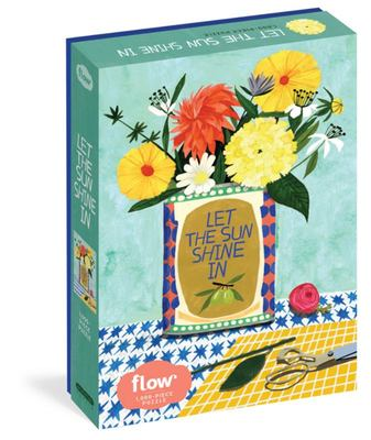 Let the Sun Shine In: 1000-piece Jigsaw Puzzle / Flow and Workman