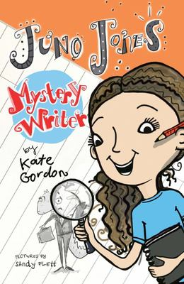 Juno Jones, Mystery Writer (Jono Jones #2)