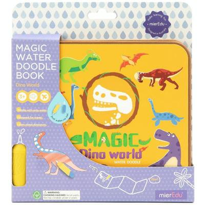 Dino World Magic Water Doodle Book