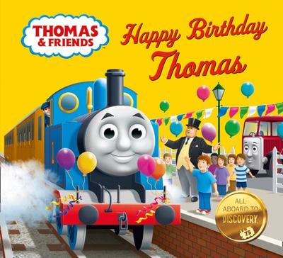 Happy Birthday, Thomas! (Thomas and Friends)