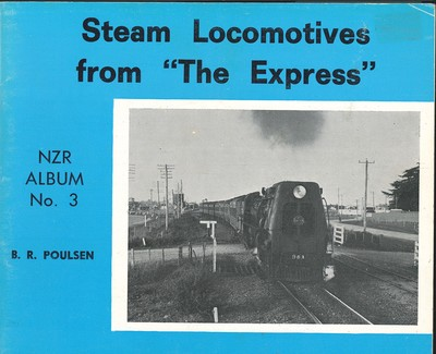 Steam Locomotives from the Express