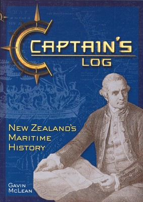 Captain's Log New Zealand's Maritime History