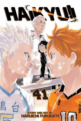 Haikyu!!, Vol. 41