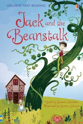 Jack and the Beanstalk (Usborne First Reading Series 4)