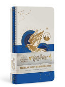 Harry Potter: Ravenclaw Constellation Sewn Pocket Notebook Collection (Set of 3)
