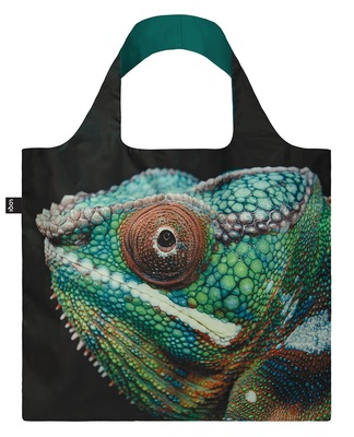 Panther Chameleon Shopping Bag National Geographic