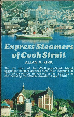 Express Steamers of Cook Strait