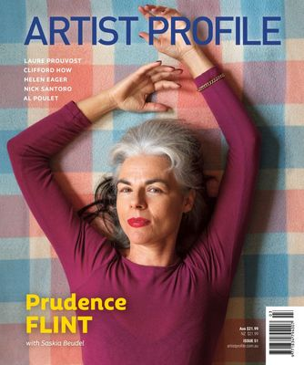 Artist Profile Magazine Edition 51