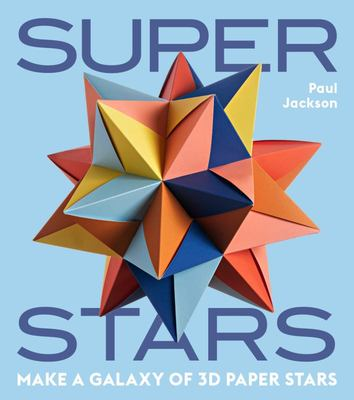 Superstars - Make a Galaxy of 3D Paper Stars