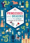Princesses and Dragons - An Enchanting Mazes and Counting Book (PB)