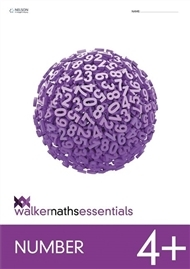 Walker Maths Essentials Number Level 3/4 Workbook