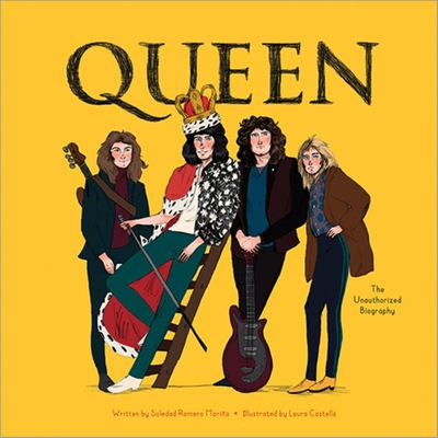 Queen - The Unauthorized Biography