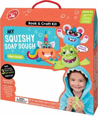My Squishy Soap Dough