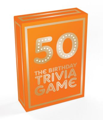 50 - the Birthday Trivia Game