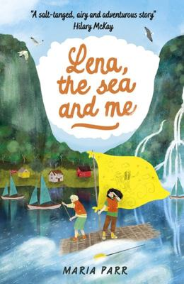 Lena, the Sea and Me (Waffle hearts #2)