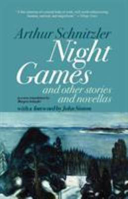 Night Games - And Other Stories and Novellas