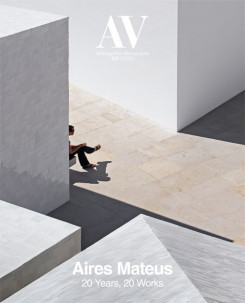 AV Monographs 225: Aires Mateus - 20 Years, 20 Works