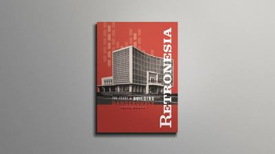 Retronesia the Years of Building Dangerously 2nd Edition