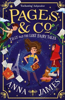 Tilly and the Lost Fairytales (#2 Pages & Co)