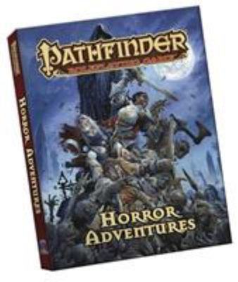 Pathfinder RPG - Horror Adventures Pocket Edition