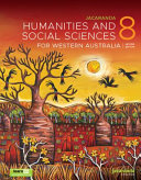 Jacaranda Humanities and Social Sciences 8 for Western Australia 2e LearnON and Print - Wiley NEW