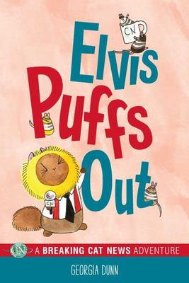 Elvis Puffs Out - A Breaking Cat News Adventure