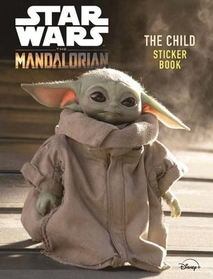 The Child Sticker Book (Star Wars:The Mandalorian)