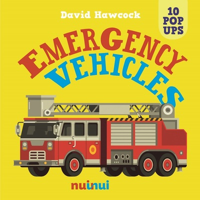 Emergency Vehicles: 10 Pop Ups