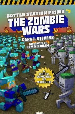 Zombie Wars - An Unofficial Graphic Novel for Minecrafters