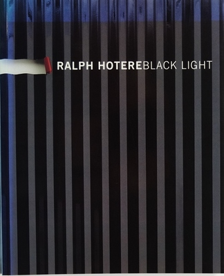 Ralph Hotere: Black Light - Major works including collaborations with Bill Culbert