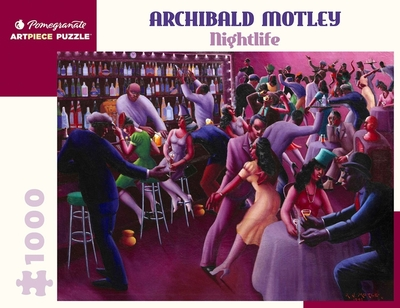 Archibald Motley: Nightlife 1000pcs