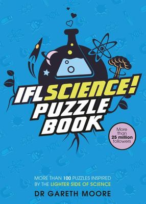 IFLScience! - The Official Science Puzzle Book