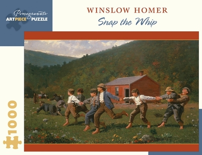 Winslow Home: Snap the Whip 1,000 piece Jigsaw