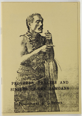 Proverbs, Phrases, and Similes of the Samoans