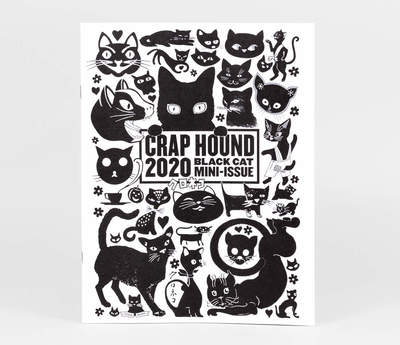 Crap Hound - Black Cats 2020 Mini Issue