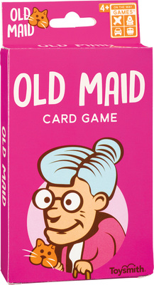 Classic Card Game (Go Fish; Old Maid)