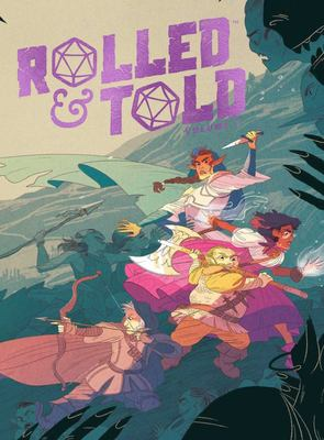 Rolled and Told HC Vol. 1