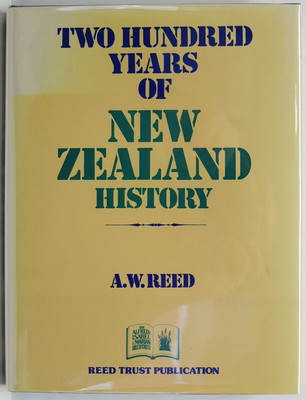 Two Hundred Years of New Zealand History, 1769-1979