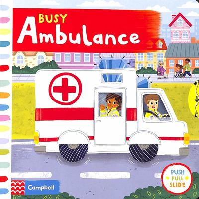 Busy Ambulance