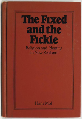 The Fixed and the Fickle - Religion and Identity in New Zealand