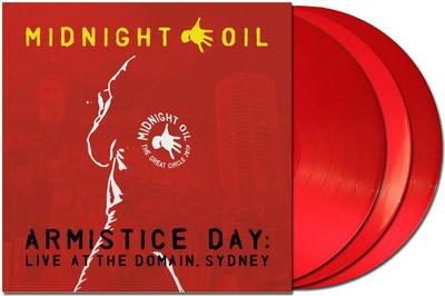 Armistice Day - Midnight Oil (limited edition only 2,000 copies produced)