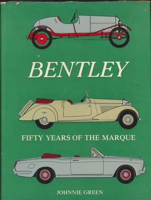 Bentley Fifty years of the Marque
